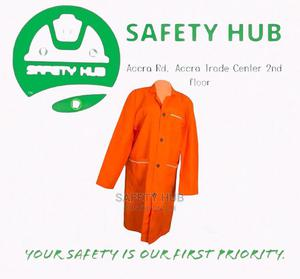 Quality Poly Cotton Orange Dust Coats   Safetywear & Equipment for sale in Nairobi, Nairobi Central