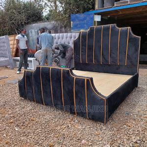 Modern 6 by 6 Bed   Furniture for sale in Nairobi, Kahawa