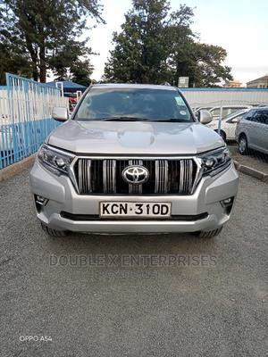 Toyota Land Cruiser Prado 2010 Silver   Cars for sale in Nairobi, Nairobi Central