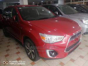 Mitsubishi RVR 2014 Red   Cars for sale in Mombasa, Tudor