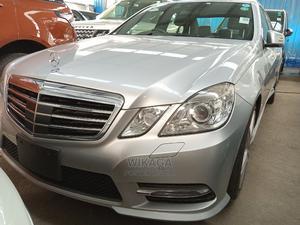 Mercedes-Benz E300 2013 Silver   Cars for sale in Mombasa, Mombasa CBD