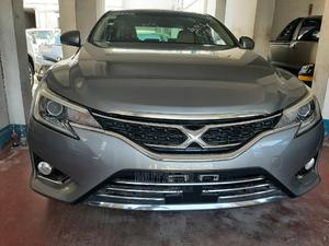 Toyota Mark X 2014 2.5 RWD Gray | Cars for sale in Mombasa, Mombasa CBD