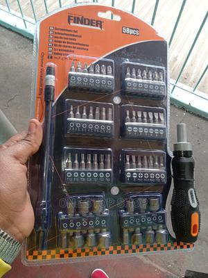 New Screw Driver Set 58pcs Pack   Hand Tools for sale in Nairobi, Nairobi Central