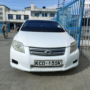 Toyota Axio 2010 1.5 X 2WD White | Cars for sale in Mombasa, Mombasa CBD