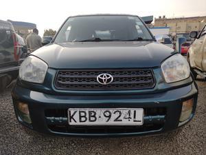 Toyota RAV4 2003 Automatic Green | Cars for sale in Nairobi, Nairobi Central