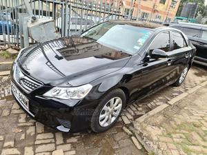 Toyota Mark X 2012 2.5 RWD Black   Cars for sale in Nairobi, Kilimani