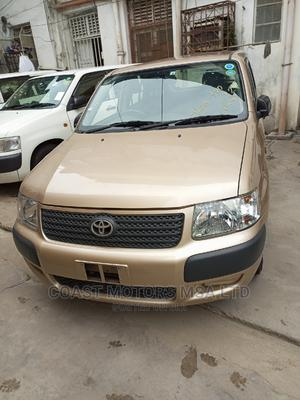 Toyota Succeed 2014 Gold | Cars for sale in Mombasa, Mvita