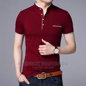 Chinese Collar T-Shirts Now Available in All Sizes Colours | Clothing for sale in Migori, Central Kamagambo