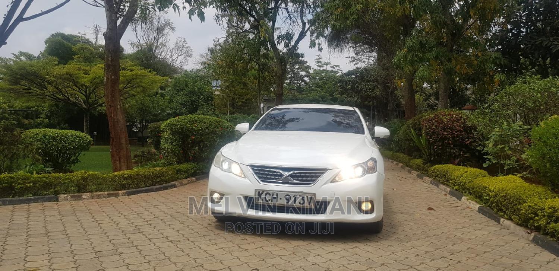 Toyota Mark X 2010 White | Cars for sale in Woodley/Kenyatta Golf Course, Nairobi, Kenya