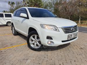 Toyota Vanguard 2010 White | Cars for sale in Mombasa, Ganjoni