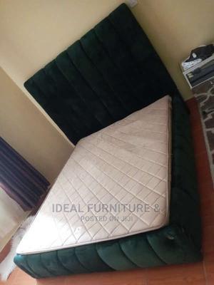 5 by 6 Fabric Bed | Furniture for sale in Kiambu, Ruaka