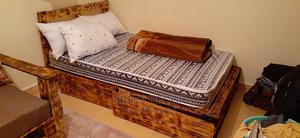 4by6 Rustic Pallet Bed/4by6 Beds | Furniture for sale in Nairobi, Ziwani/Kariokor