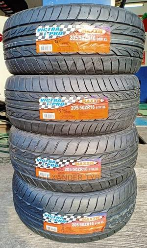 205/55 R16 Maxxis Tyre 91W Nylon | Vehicle Parts & Accessories for sale in Nairobi, Nairobi Central