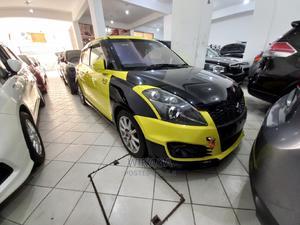 Suzuki Swift 2014 Yellow   Cars for sale in Mombasa, Mombasa CBD