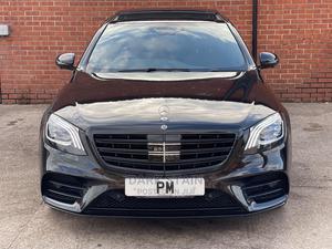 Mercedes-Benz S Class 2017 Black | Cars for sale in Nairobi, Kitisuru