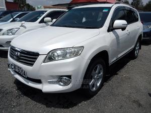 Toyota Vanguard 2010 White | Cars for sale in Nairobi, Westlands
