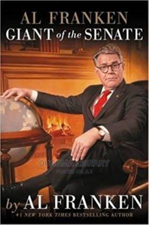 Al Franken Giant of the Senate - Al Franken | Books & Games for sale in Kajiado, Kitengela