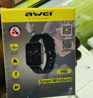 Awei H6 Waterproof Smart Watch   Smart Watches & Trackers for sale in Nairobi, Nairobi Central