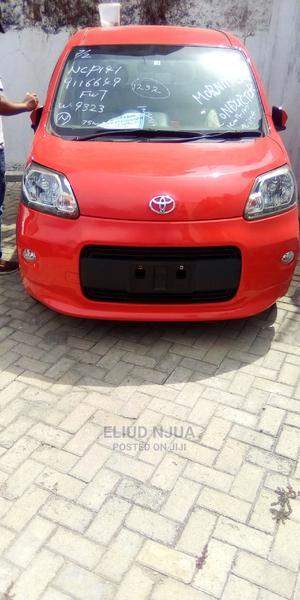 Toyota Porte 2014 1.3 FWD Red | Cars for sale in Mombasa, Mombasa CBD