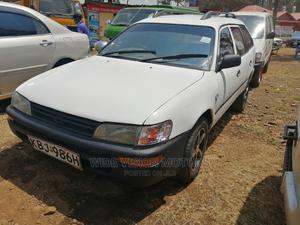 Toyota Corolla 2004 White   Cars for sale in Kiambu, Thika