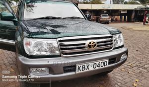 Toyota Land Cruiser 2006 Green | Cars for sale in Nairobi, Nairobi Central