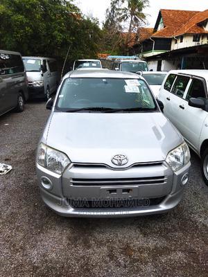 Toyota Succeed 2014 Silver   Cars for sale in Mombasa, Kizingo