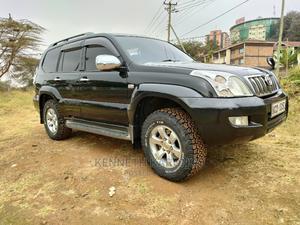 Toyota Land Cruiser Prado 2008 Black | Cars for sale in Nairobi, Nairobi West