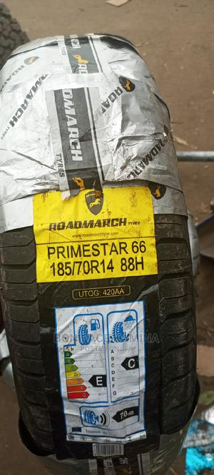 Tyres Size Is 185/70/14 | Vehicle Parts & Accessories for sale in Nairobi, Ngara
