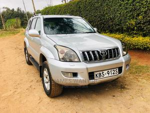 Toyota Land Cruiser Prado 2006 Silver | Cars for sale in Nairobi, Nairobi Central