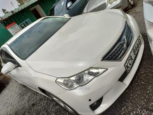 Toyota Mark X 2012 White | Cars for sale in Kiambu, Kiambu / Kiambu