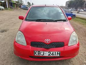Toyota Vitz 2002 Red   Cars for sale in Nairobi, Umoja