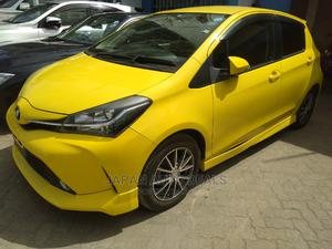 Toyota Vitz 2014 Yellow   Cars for sale in Mombasa, Mombasa CBD
