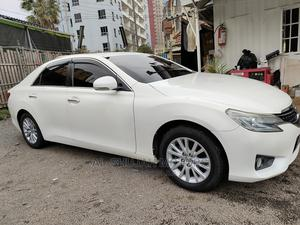 Toyota Mark X 2013 White | Cars for sale in Nairobi, Kilimani