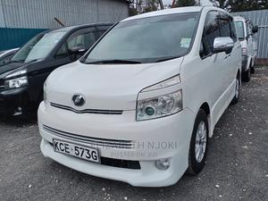 Toyota Voxy 2008 White | Cars for sale in Nairobi, Ridgeways