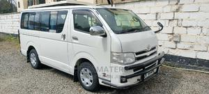 Toyota Hiace 2012   Buses & Microbuses for sale in Nairobi, Kilimani