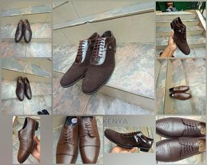 Official Brown Oxford Shoes | Shoes for sale in Nairobi, Nairobi Central