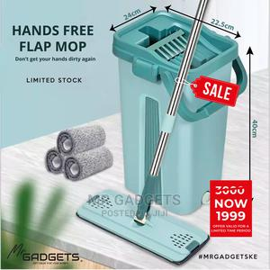 Flat Mop Bucket (Large)   Home Accessories for sale in Nairobi, Ngara