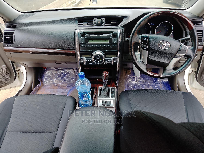 Toyota Mark X 2013 White | Cars for sale in Nairobi Central, Nairobi, Kenya