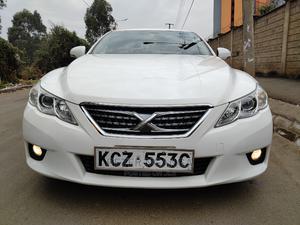 Toyota Mark X 2013 White | Cars for sale in Nairobi, Nairobi Central
