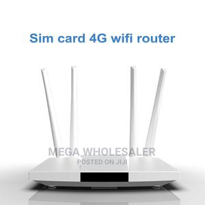 3G 4G LTE Unlocked WIFI Hotspot Router With SIM Card Slot   Networking Products for sale in Nairobi, Nairobi Central