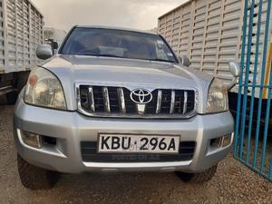 Toyota Land Cruiser Prado 2007 Silver | Cars for sale in Nairobi, Ridgeways