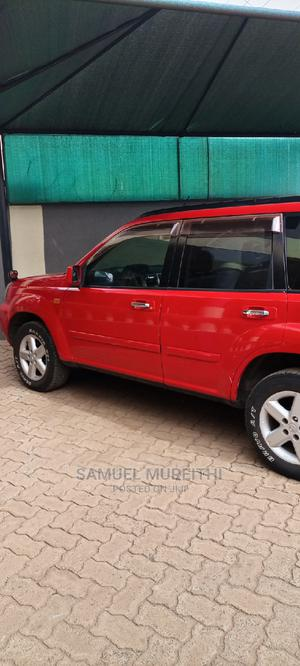 Nissan X-Trail 2003 2.0 Comfort Red | Cars for sale in Nairobi, Muthaiga