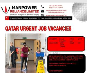Looking for Cleaners | Recruitment Services for sale in Nairobi, Ngara