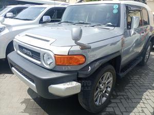 Toyota FJ Cruiser 2015 Gray | Cars for sale in Mombasa, Mombasa CBD