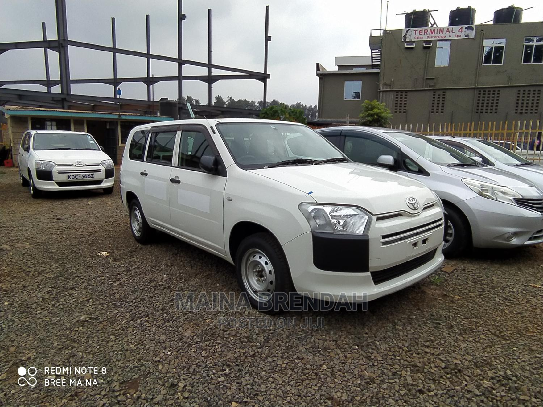 Toyota Succeed 2014 White   Cars for sale in Kiambu / Kiambu , Kiambu, Kenya