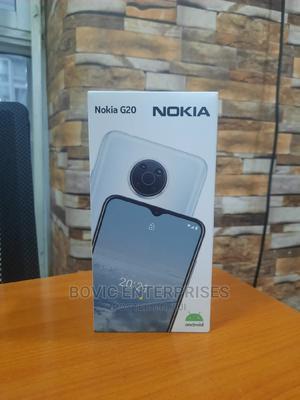 New Nokia G20 128 GB Black | Mobile Phones for sale in Nairobi, Nairobi Central