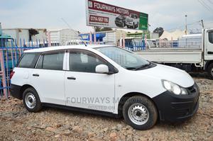 Mazda Familia 2014 White   Cars for sale in Nairobi, Runda