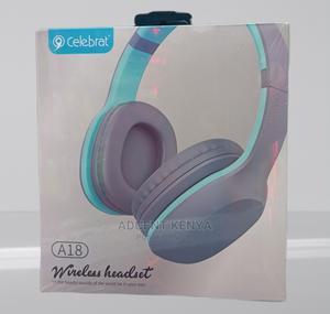 Celebrat A18 Wireless Headset | Headphones for sale in Nairobi, Nairobi Central