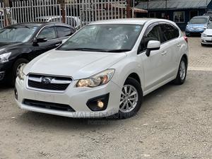 Subaru Impreza 2014 White | Cars for sale in Nairobi, Kilimani