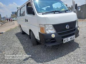 Nissan Caravan 2008 White | Buses & Microbuses for sale in Nairobi, Kilimani